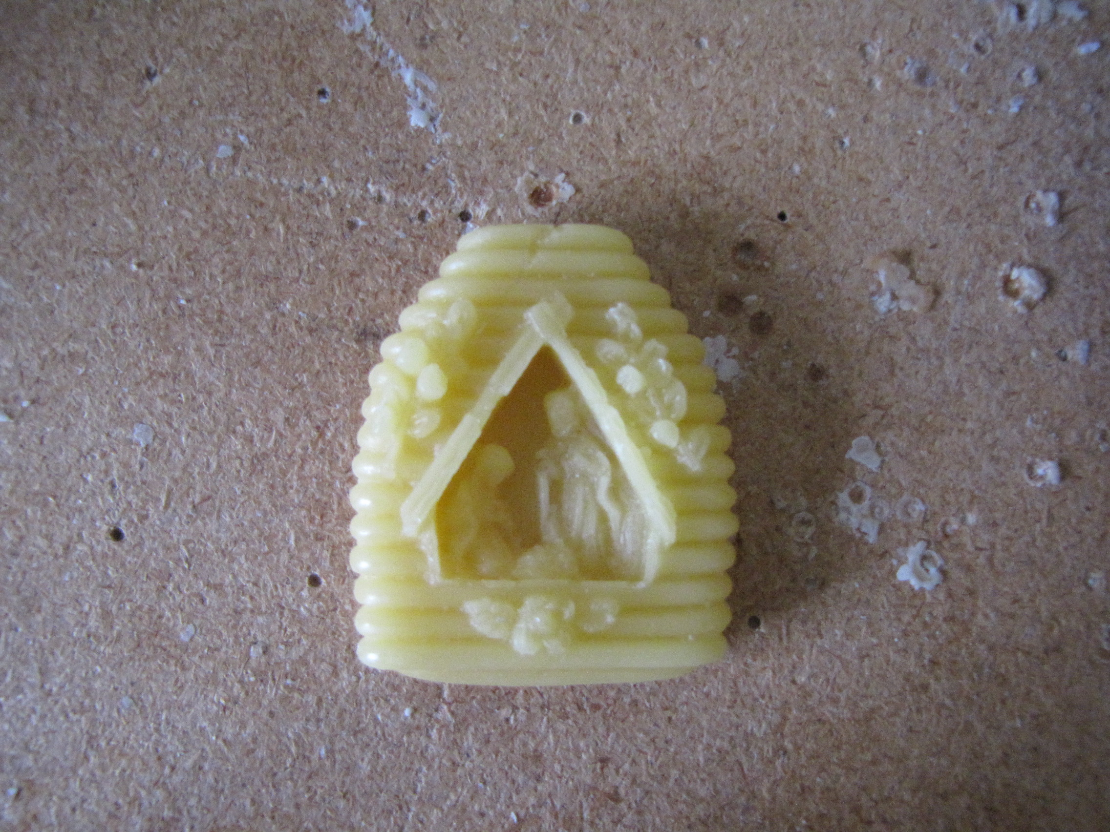 Beehive ornament - You See That Darling Impervious Ornament There That S The Beehive Skep Nativity Scene Our Best Seller Actually But It Ain T Gonna Sell If There Ain T