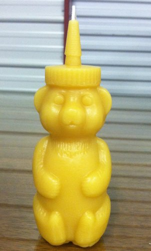 honeybear candle